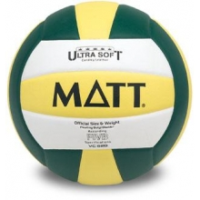 Balón Voleibol Matt VC 520 Tricolor Ultra Soft