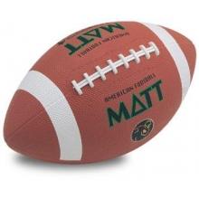 """Balón Futbol Americano Matt """"Stars"""" F115 N"""
