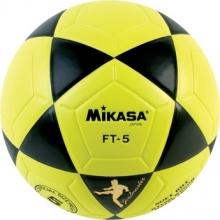 Balón Fútbol Mikasa FT-5 Amarillo/Negro