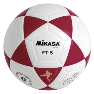 Mikasa FT-5 Blanco/Rojo