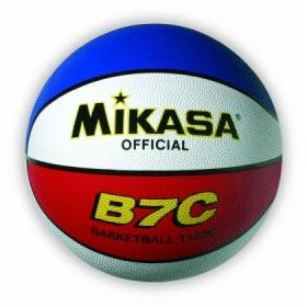 Balón Baloncesto Mikasa 1150 C B7 C Tricolor