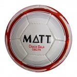 Balón Fútbol Sala Matt Crack 62 cm.