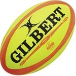 Balón Rugby Gilbert Omega Fluor