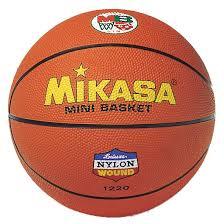 Balón Minibasquet Mikasa 1220- Talla 5